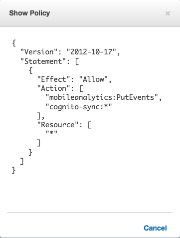 Amazon Mobile Analytics with Swift 3 – Swift Code Composer